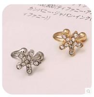 (Minimum order $10)  Lovely set auger flowers No ear pierced earrings