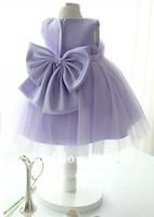 2013 summerChild purple layered dress flower girl dress girl child dress princess dress Good quality Free Shipping