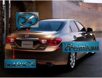 REIZ vehicle-logo refitting MARK X emblem  the new REIZ whole vehicle refitting MARK car badge
