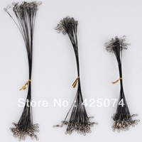 72 Lure Coated Wire Trace Pike Sea Fishing 15/20/25cm
