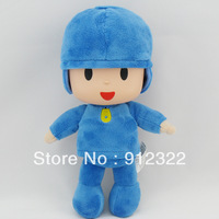 New Pocoyo Soft Plush Stuffed Figure Toy Doll 10""