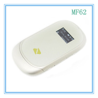Unlocked ZTE MF62 3G pocket WiFi wireless router, 21Mbps, Hong Kong post Free shipping