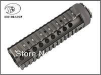 new  LaRue 7.0`` (Black) Rail System for AEG M4 -free shipping