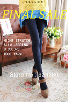 final sale ribbon texture pantyhose for spring autumn high stretch body shape 8 colors charm legging 2 pairs/lot