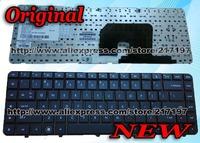 Original NEW US keyboard For HP Pavilion DV6 DV6-3000 3100 597635-121 US Version Laptop Keyboard