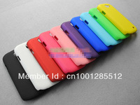 10pcs/lot Free Shipping 9 Colors Rubber Hard Plastic Matte Back Case for Samsung Galaxy Express i8730 Matte Hard Case, SAM-022