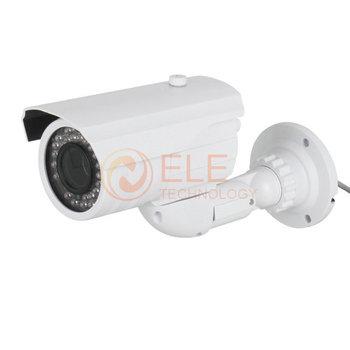sony ccd effio-e 700tvl varifocal ir bullet camera varifocal auto iris 2.8-12mm cctv lens