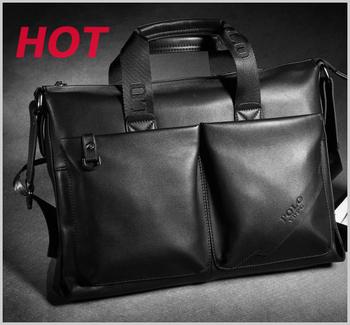 Free Shipping Fashion Designer Brand Mens Bags Briefcases Genuine Leather Shoulder Bag Handbags Messenger Bags Cross Body Bags