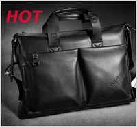 Free Shipping Fashion Designer Brand Mens Bags Briefcases Genuine Leather Shoulder Bag Handbags Messenger Bags Cross Body Bags