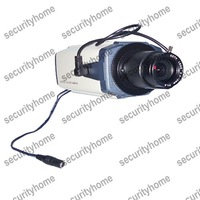 960H Super WDR 700TVL Effio-P SONY CCD Box camera 3.5-8mm DC Auto IRIS CS Lens CCTV Camera OSD Menu