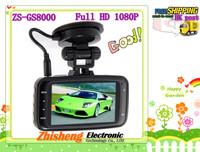 "2.7"" LCD Full HD 1080P Car DVR Vehicle Camera GPS Video Recorder G-sensor HDMI"