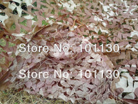 Desert Color 2X2M Netting Cloth Military Camouflage Net jungle camo net desert Leaves Outdoor Hunting Camping Sports Sunshades