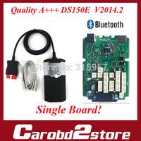 2014 Newest Multi-language TCS CDP PRO PLUS  With Bluetooth +LED cable+LED light+  2014.1