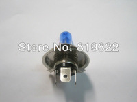 Free Shipping New H4 12V35W  Xenon Super White motorcycle motorbike HeadLight Bulb 12V HID  light Kit