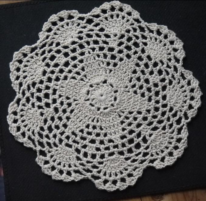 Fantástico Crochet Tapete De Patrón Libre Friso - Ideas de Patrones ...