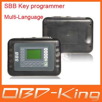 Newest version auto key programmer silica V33.02 sbb key programmer free shipping