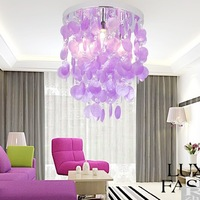 NEW ARRIVAL!fashion conch led ceiling light  lamp  for bedroom/dinning room/ living room/balcony/corridor ,Free shipping !
