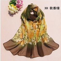 3pcs wholesale fashion new women Country style Chiffon scrafts Shawl Wrap free shipping