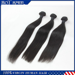 Free shipping malaysian virgin hair straight mixed length 1pcs /lots,wholesale bottom price(China (Mainland))