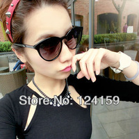Free shipping  2013 women's polarized sunglasses fashion sun glasses