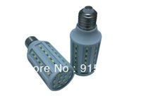 E14 15W 60 LED 5630 Warm White Cool White led Bulb Lamp 220V Corn light