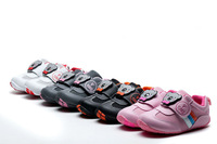 2013 New Children snearker Unisex sport casual shoes with Velcro light wearable EU20-25  factory price free shipping