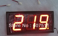 4'' Large Digital High Red Indoor Countdown Count up  Olympic Special Day LED Countdown Clock Timer 999Days With Remote
