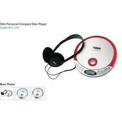 NAXA Portable Dbb Music CD Player With Heavy Bass Sound Quality Gift Headset Free shipping(China (Mainland))