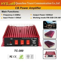 Newest High Power HF radio  Amplifier + Free Shipping TC-300