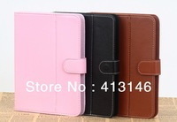 8 inch tablet PC Universal Leather Case Protective Leather Cover for 8 inch Tablet PC MID