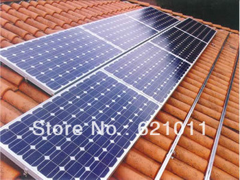 Economic home solar system, 1.5kw off grid home solar system, generate about 5000WH electricity everyday, home solar generator