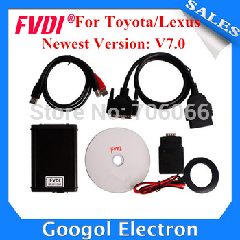 2013 Professional FVDI ABRITES Commander For Toyota/Lexus V6.0 Fast Express Shipping