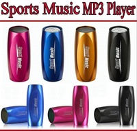 Portable Mini Bicycle Sound Box Sports Music Portable Speaker with MP3 Player MP3 FM Radio and Micro SD/TF card reader