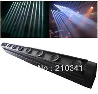 Freeshipping White Beam effect 8x10W White LED Beam Moving Bar |Club lighting beam led moving bar