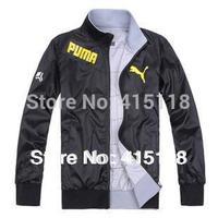Hot Sale Mens Double Wear Sports Jacket Unlined Garment Spring Jacket