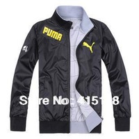 Hot Sale Mens Double Wear Sports Jacket Unlined Garment Spring Jacket