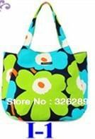 Free shipping Marimekko 2013 new style women  canvas shoulder bag