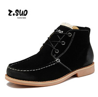 High-top shoes men MAN MADE  men boots Leather martin boots fashion men boots boots black
