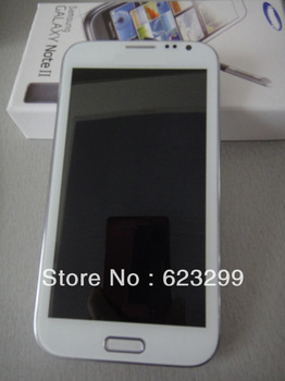 DHL  free shipping MTK6589  quad-core  N7100 1:1  8M1280 * 720 HD Andriod 4.1 Mobile Phone Capacitive Screen 5.5inch WIFI GPS