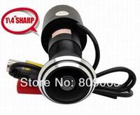 1/3 Inch Color CMOS Peephole Security Camera