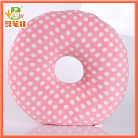 High quality dot seat cushion stuffed cushion toy soft pillow cushion toy  factory 3colors
