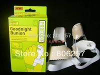 Free shipping Valgus Pro foot Goodnight Bunion hallux valgus corretivo Toe Straightner Bunion Splint Toe correction braces