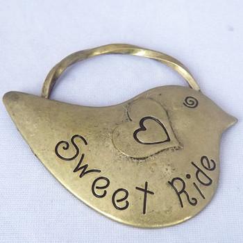5pcs New Fashion Jewelry Accessories Bronze bird Charm Pendant  Scarf Accessories DIY 58*53mm HZ1933