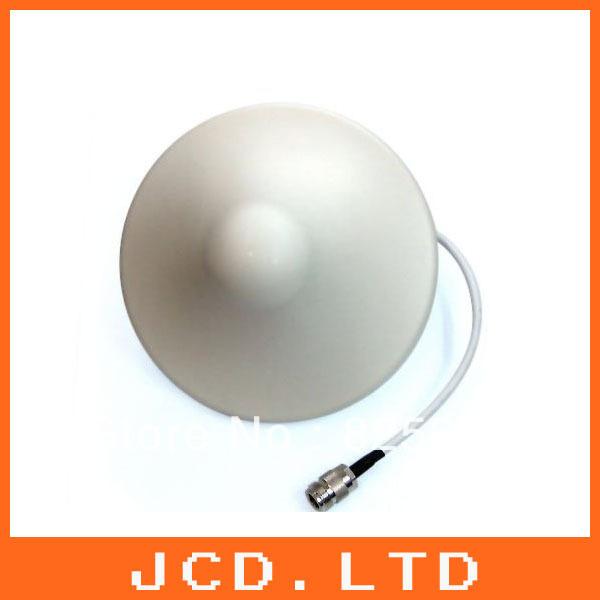 4 pcs Direct Marketing 800-2500MHz Wifi 3G Omni Ceiling Antenna GSM/3G/CDMA/ W-cdma for signal Booster Amplifier(China (Mainland))