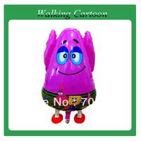 new styles walking cartoon baloon,100pcs/lot free shipping children toys