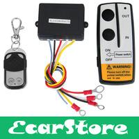 12V Wireless Car Remote Control Key Kit for Truck Jeep ATV Winch