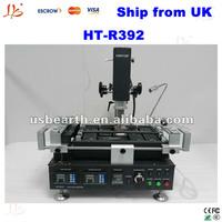 Free shipping three heating zones bga rework station Honton HT-R392, send from UK, no extra tariff and VAT