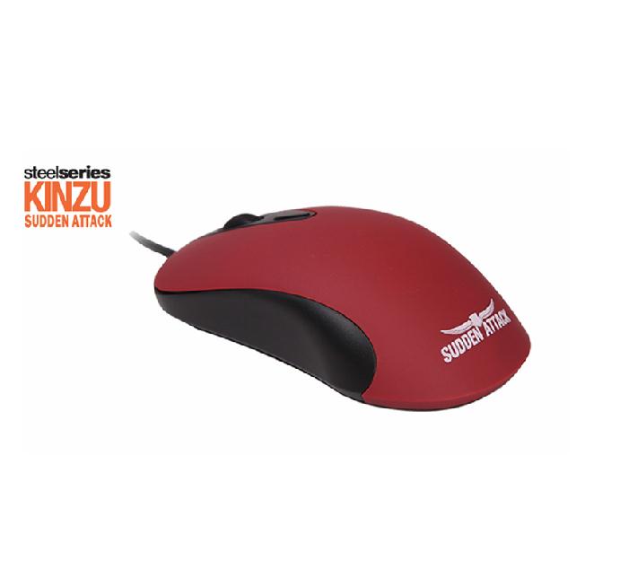 Компьютерная мышка Steelseries Kinzu v1 3200dpi + race core steelseries kinzu v3 игровая мышь проводная мышь белый