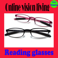 Free shipping 2013 Fashion women's  resin ultra-light tr90 quality reading glasses reading glasses