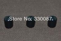 40pieces High quality hifi RCA jack protect cover caps Black RCA socket Caps